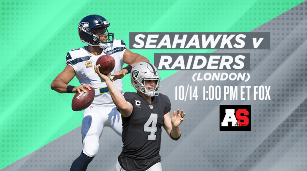 NFL London Games: Seattle Seahawks vs. Oakland Raiders Prediction and Preview