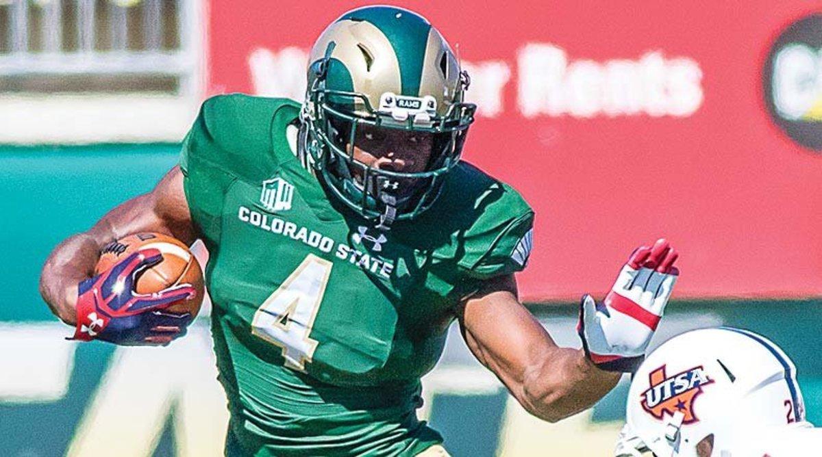 Michael Gallup, Colorado State Rams Football