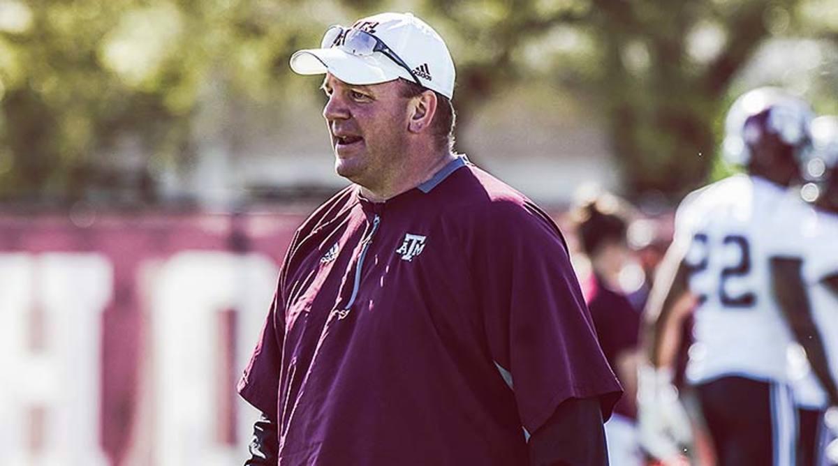Mike Elko, Texas A&M Aggies Football