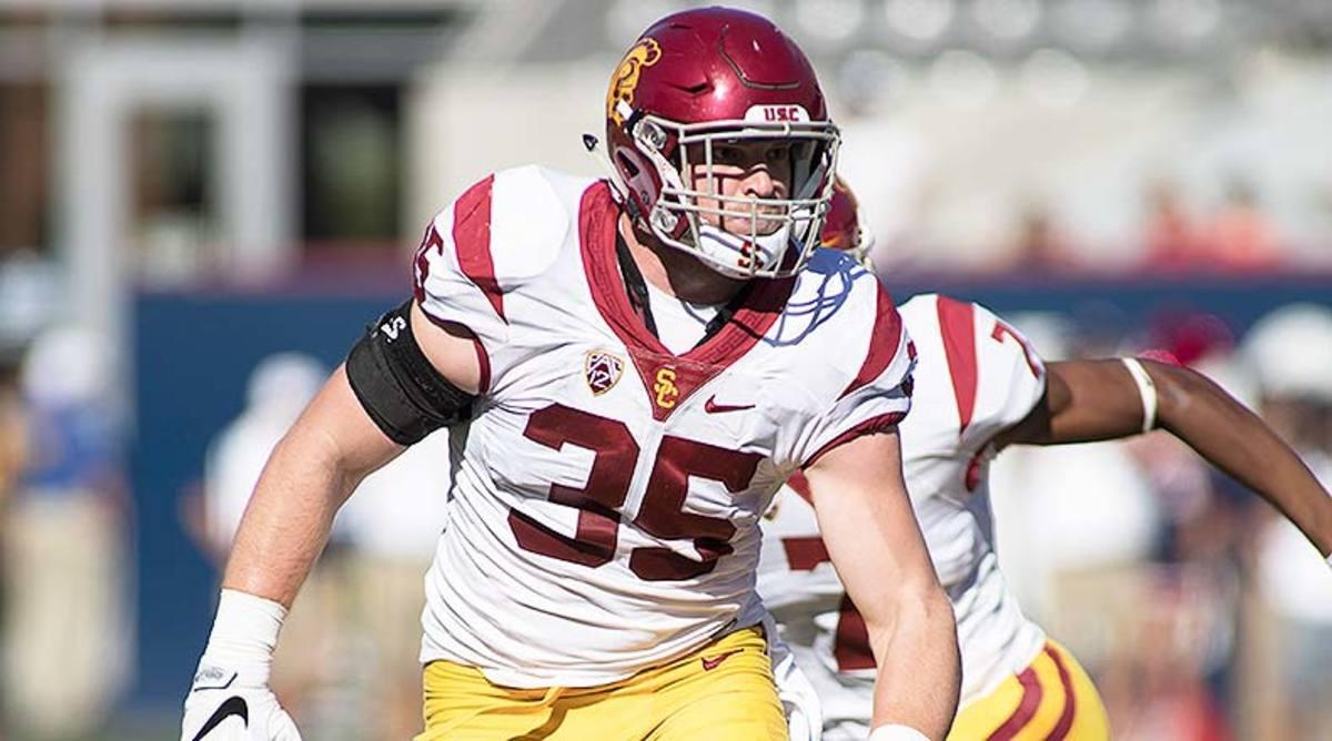 Cameron Smith, USC Football