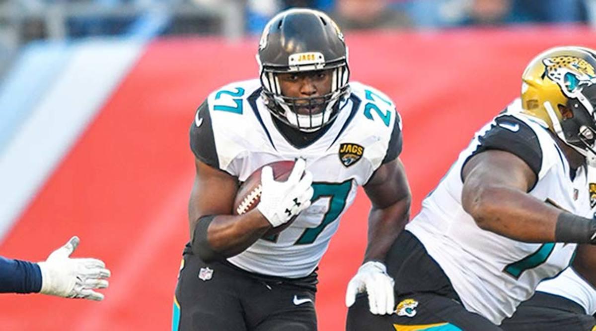 NFL Injury Report: Leonard Fournette