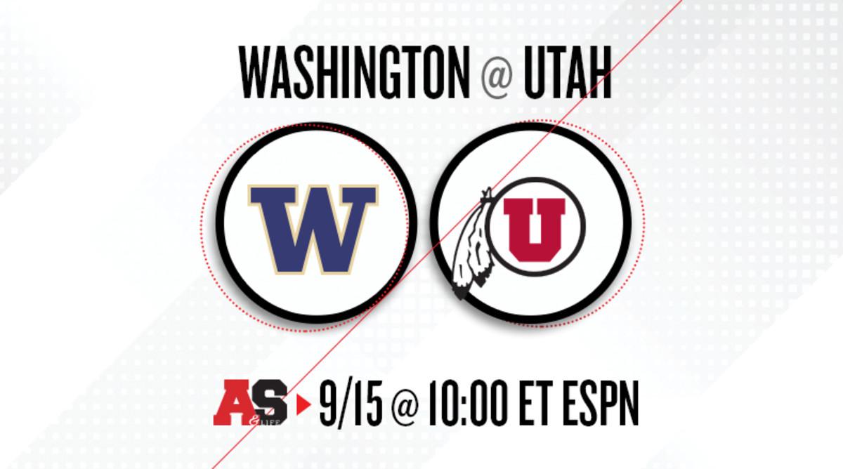Washington Huskies vs. Utah Utes Prediction and Preview
