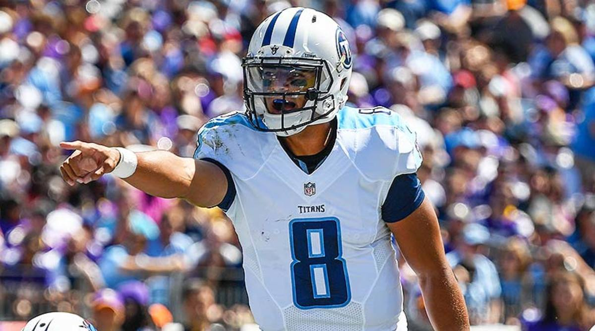 Baltimore Ravens vs. Tennessee Titans Prediction and Preview: Marcus Mariota