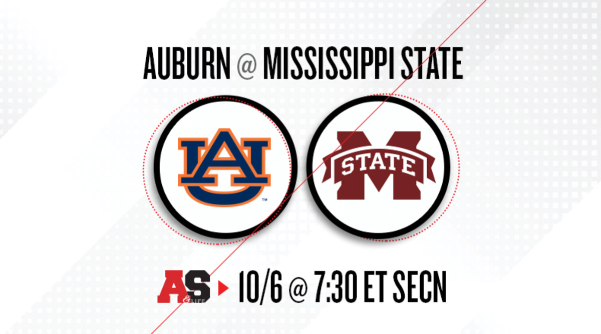 Auburn Tigers vs. Mississippi State Bulldogs Prediction and Preview
