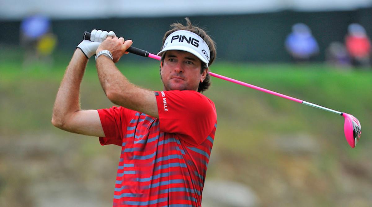 Bubba Watson Fantasy Golf Picks: The RBC Canadian Open