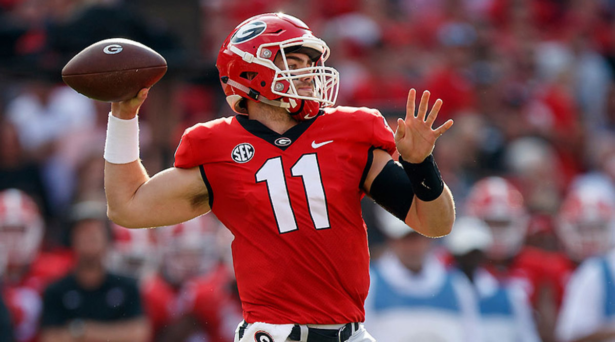 Jake Fromm, Georgia Bulldogs Football