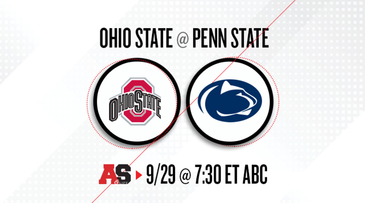 Ohio State Buckeyes vs. Penn State Nittany Lions Prediction and Preview