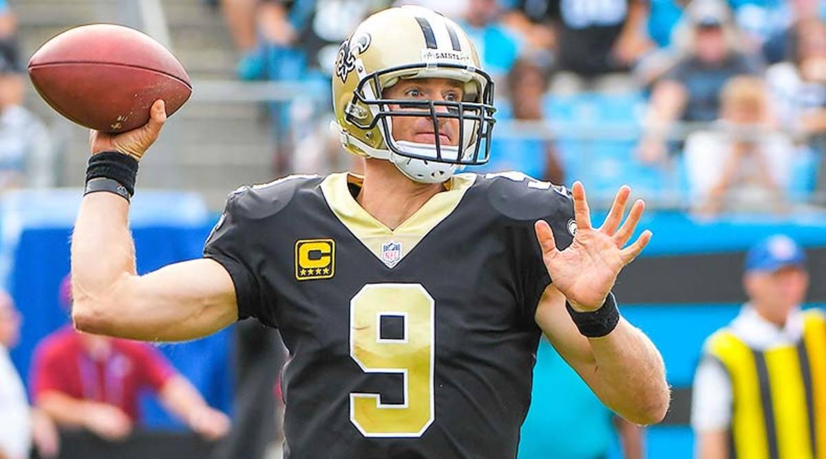 NFL Picks: Drew Brees