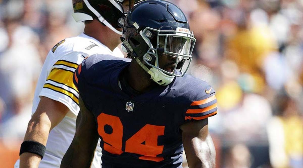 Leonard Floyd/Chicago Bears: Defense/Special Teams Rankings Week 10
