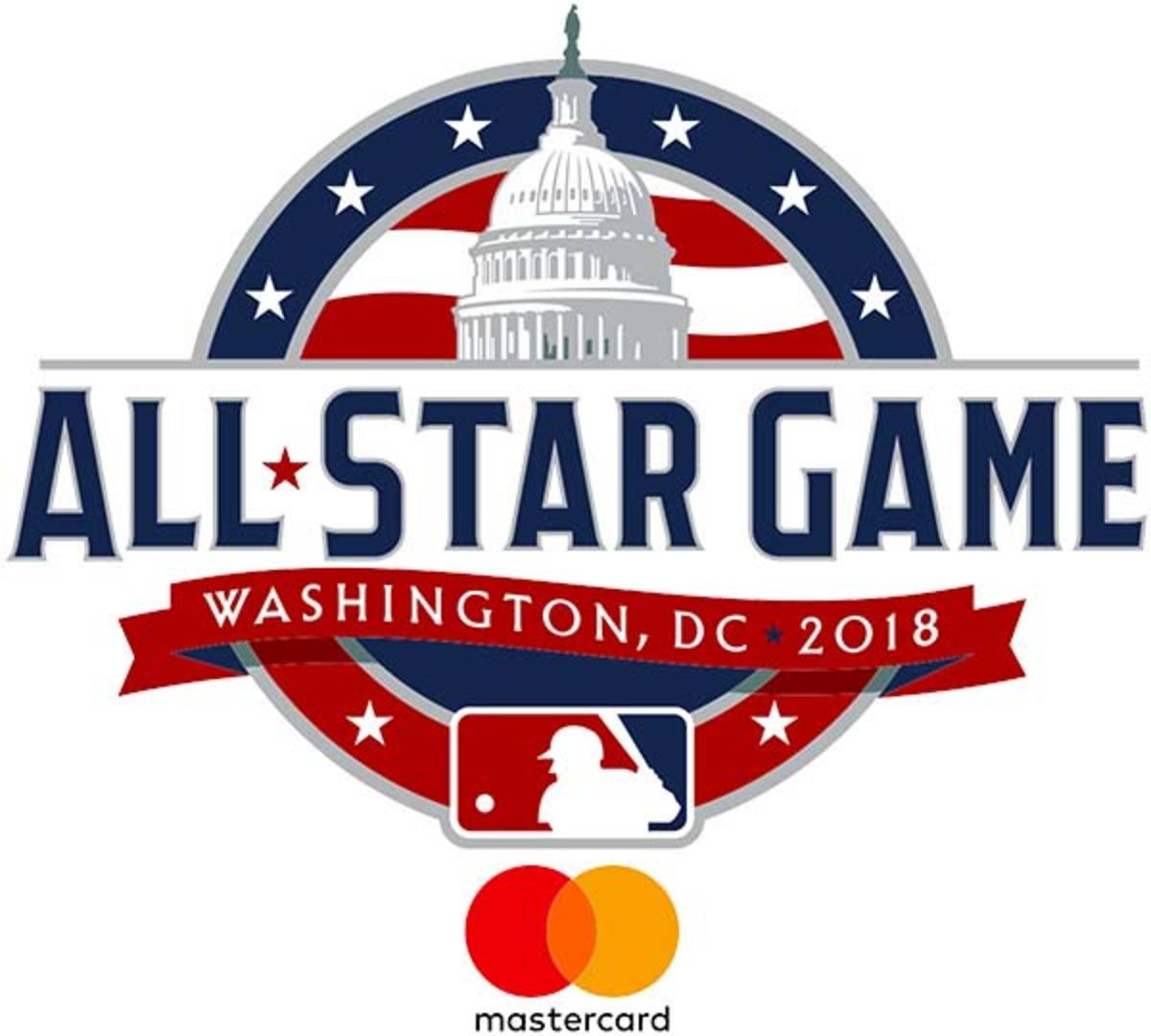 2018 MLB All-Star Game logo