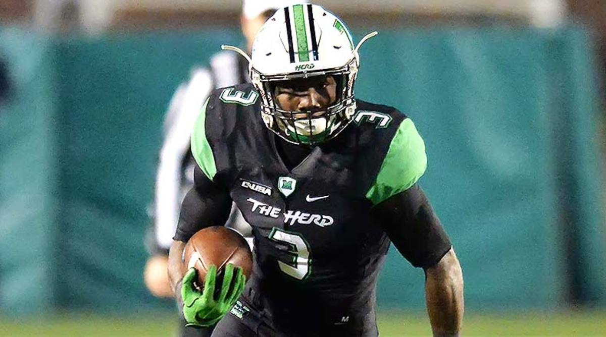 Middle Tennessee Blue Raiders vs. Marshall Thundering Herd Prediction and Preview
