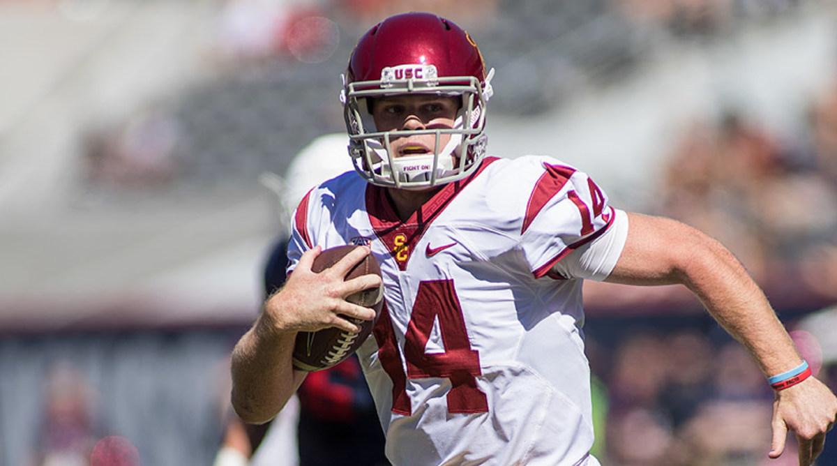 College Football Top 25: Sam Darnold, USC Trojans Football