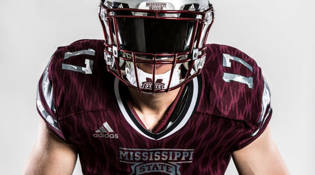 Mississippi State Bulldogs Football Week 11 Alternate Uniform