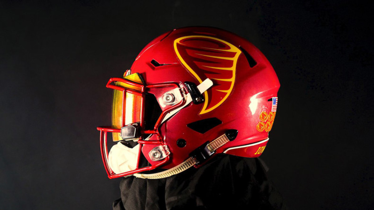 Iowa State Cyclones Football Alternate Uniform
