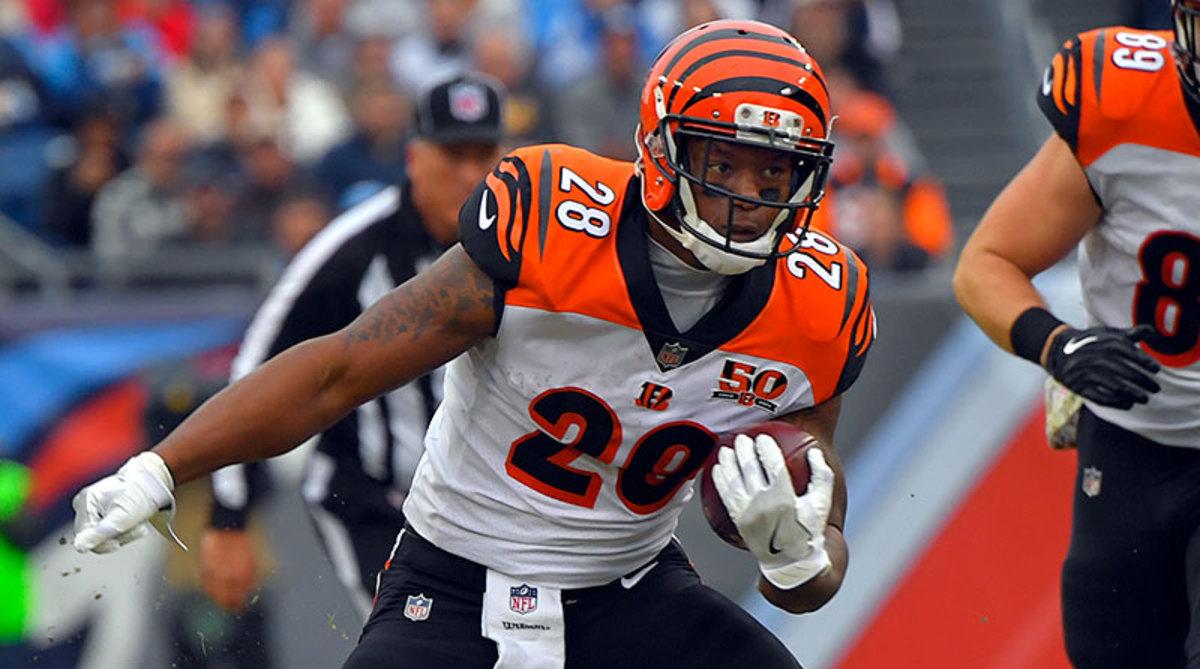 Joe Mixon: Baltimore Ravens vs. Cincinnati Bengals Thursday Night Football Prediction and Preview