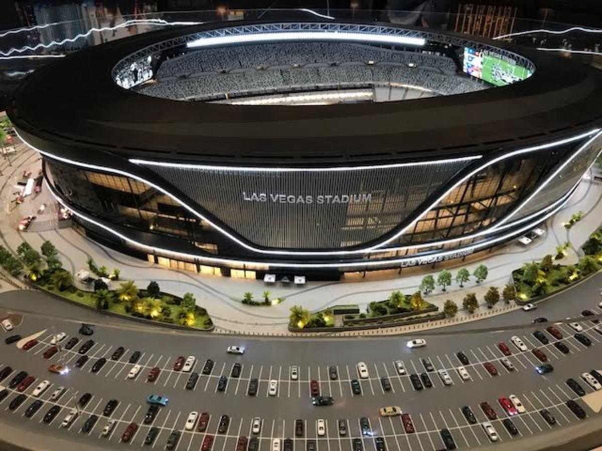 Las Vegas Stadium model
