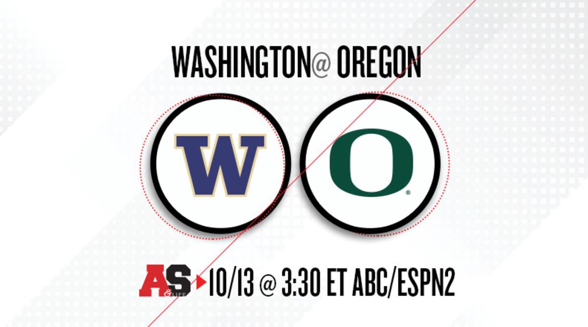 Washington Huskies vs. Oregon Ducks Prediction and Preview