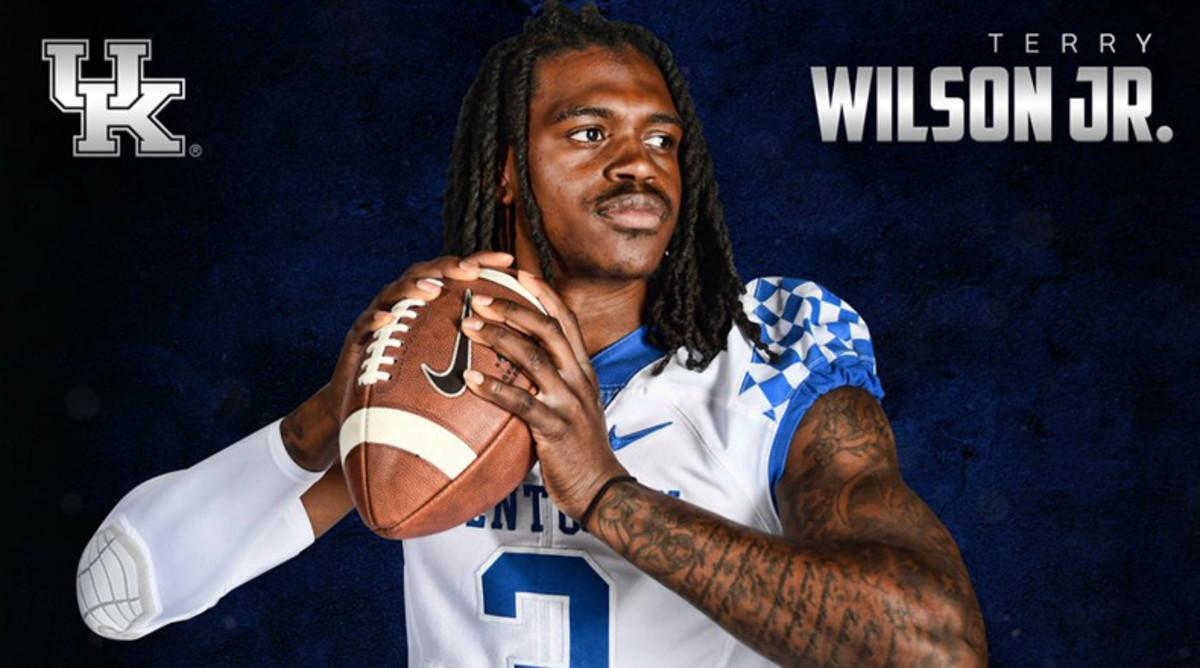 Terry Wilson, Kentucky Wildcats Football