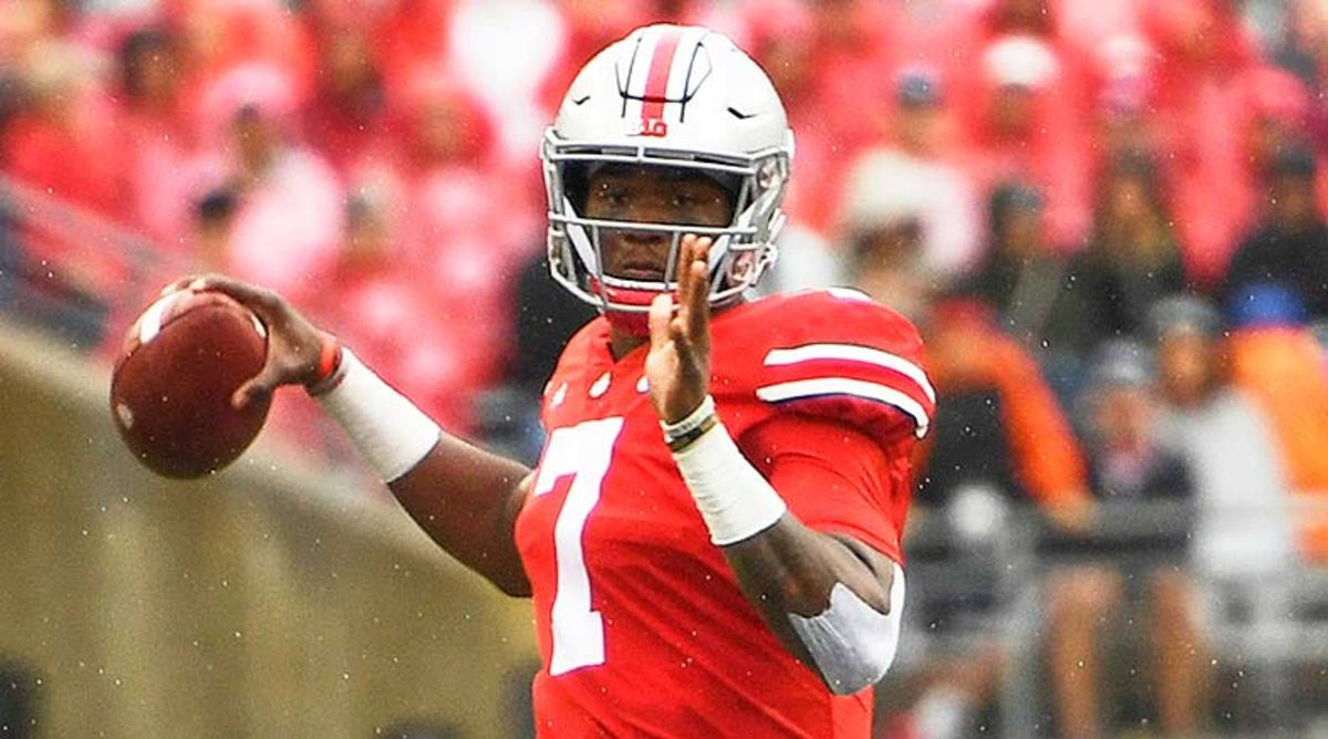 10 Surprising College Football Stats to Get You Ready for Week 5: Dwayne Haskins
