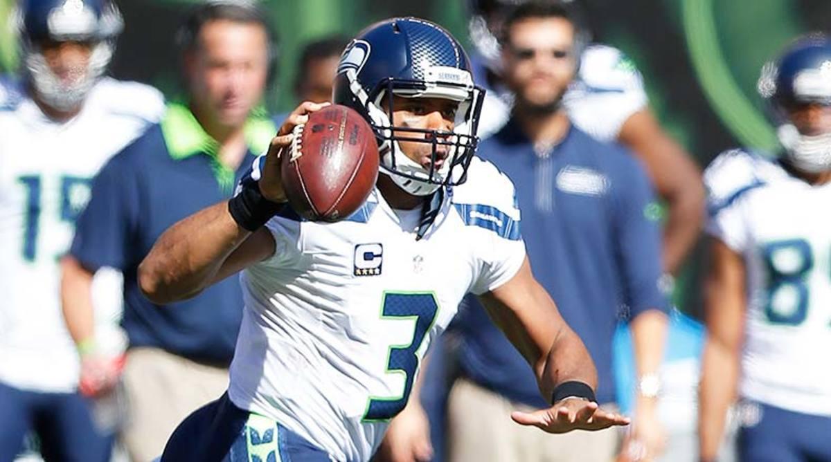 Russell Wilson: Quarterback Rankings Week 12