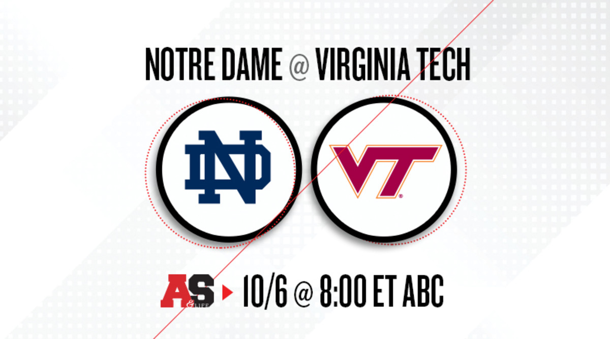 Notre Dame Fighting Irish vs. Virginia Tech Hokies Prediction and Preview