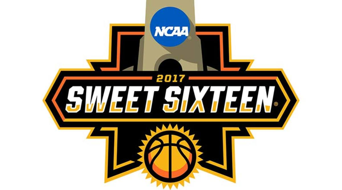 2017 NCAA Men's Basketball Tournament: Sweet 16 Schedule TV channel time site