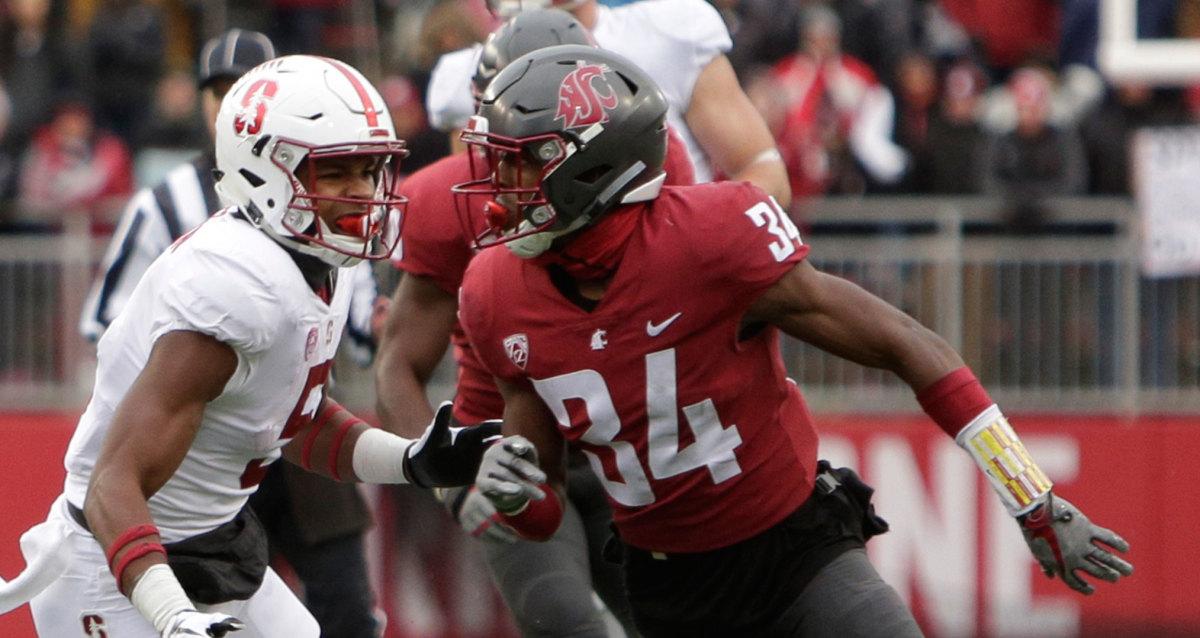 Jalen Thompson, Washington State Football