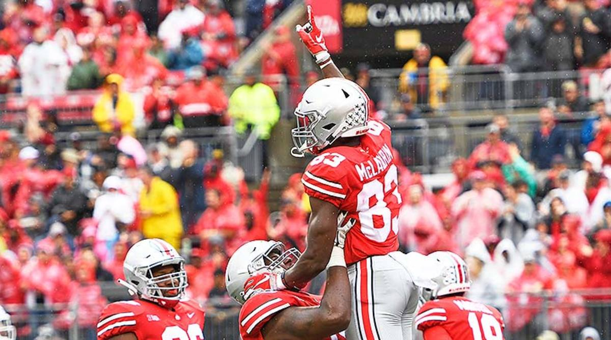 Ohio State Buckeyes WR Terry McLaurin