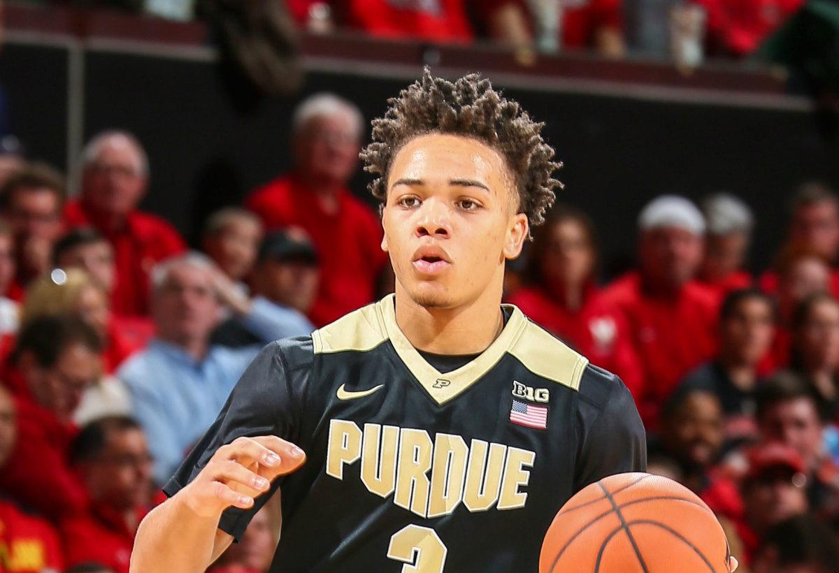 Purdue Basketball: Carsen Edwards