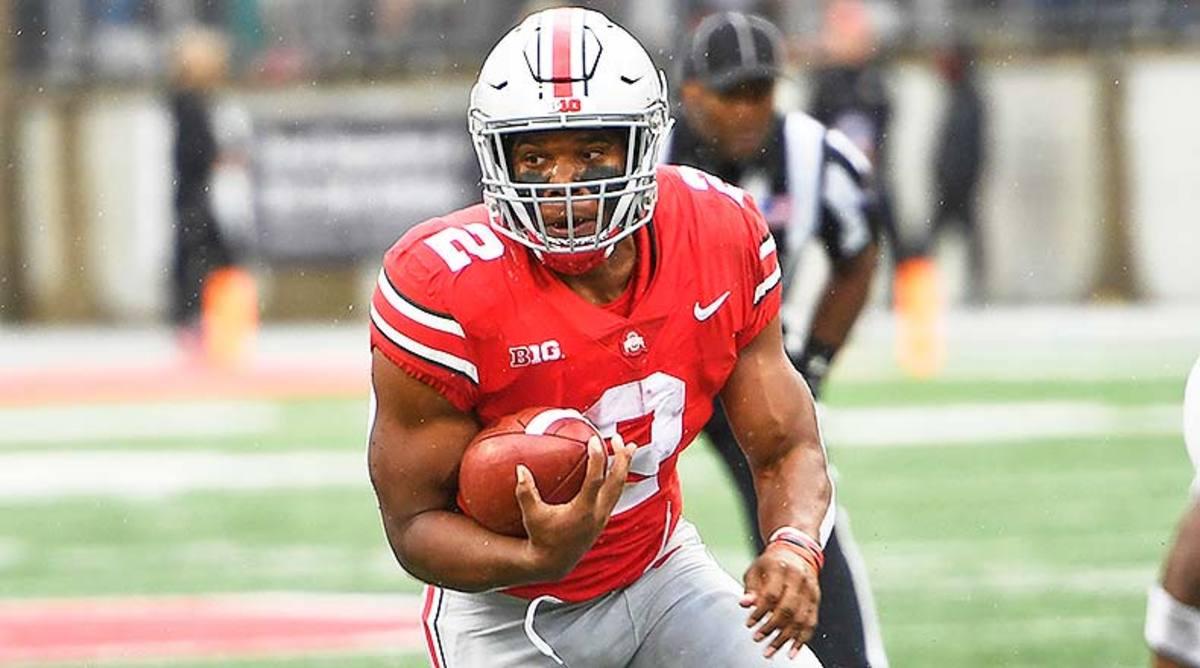 Ohio State Buckeyes RB J.K. Dobbins