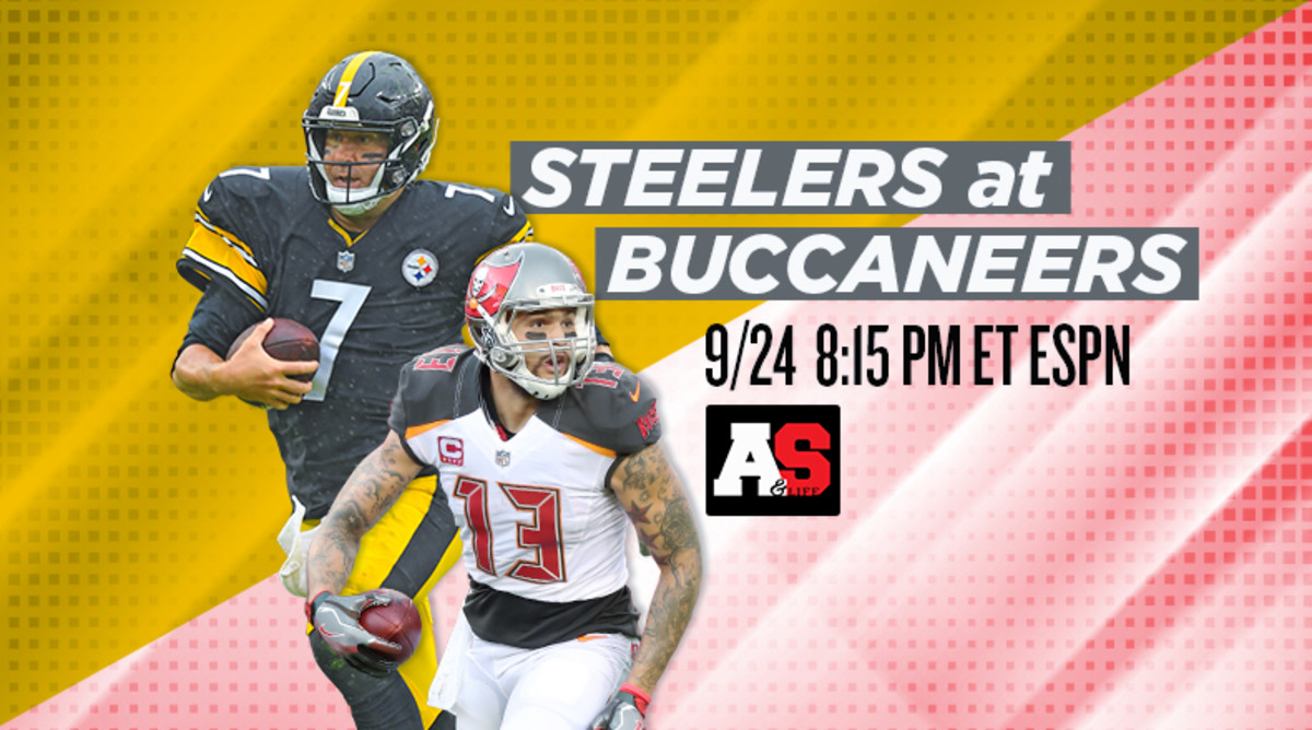 Monday Night Football: Pittsburgh Steelers vs. Tampa Bay Buccaneers Prediction and Preview