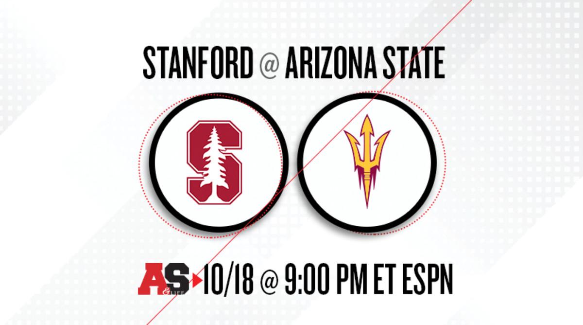 Stanford Cardinal vs. Arizona State Sun Devils Prediction and Preview