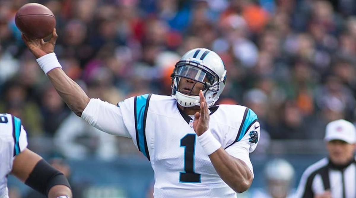 Start 'em, Sit 'em Week 5: Cam Newton