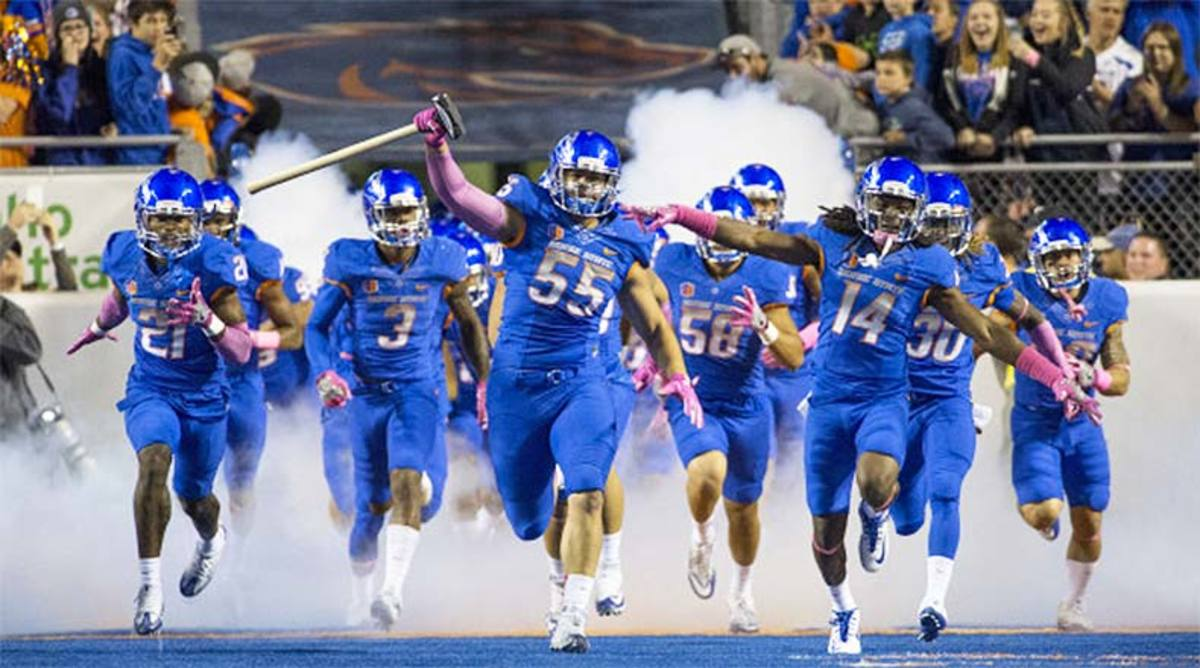 Connecticut Huskies vs. Boise State Broncos Prediction and Preview