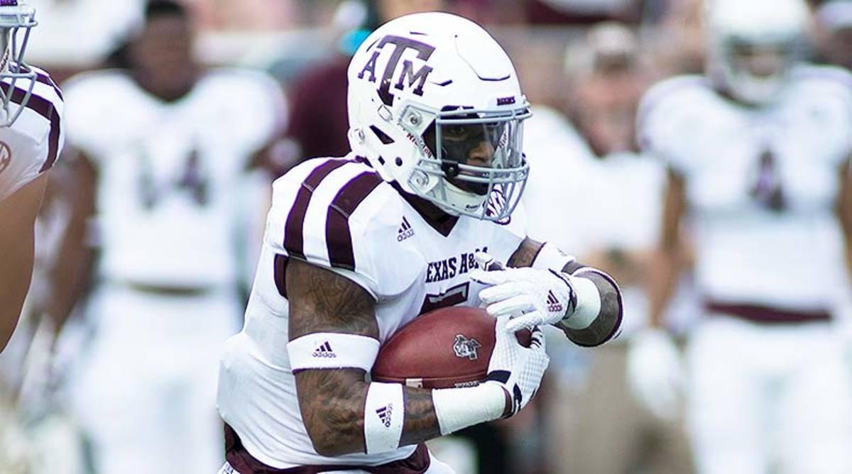 Trayveon Williams, Texas A&M Football
