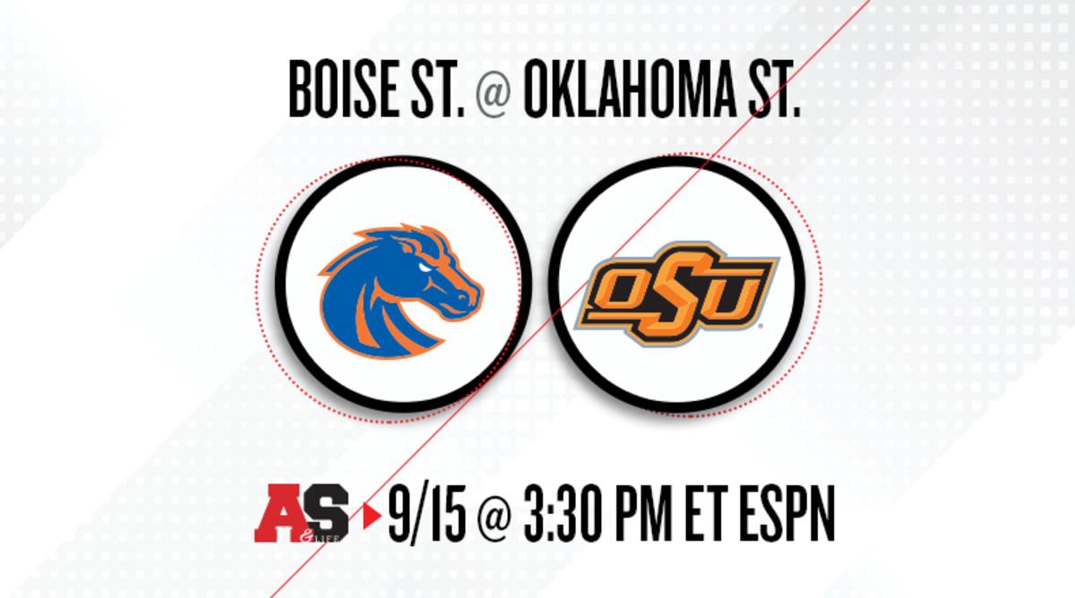 Boise State Broncos vs. Oklahoma State Cowboys Prediction and Preview