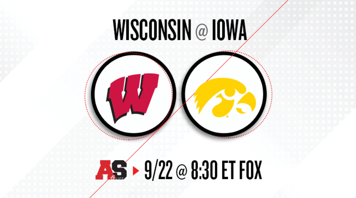 Wisconsin Badgers vs. Iowa Hawkeyes Prediction and Preview
