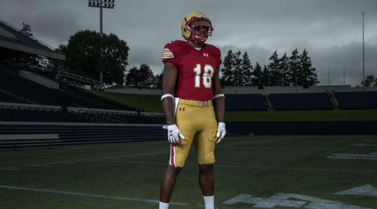 Boston College Football: Eagles Unveil Doug Flutie-Inspired Throwback Uniforms
