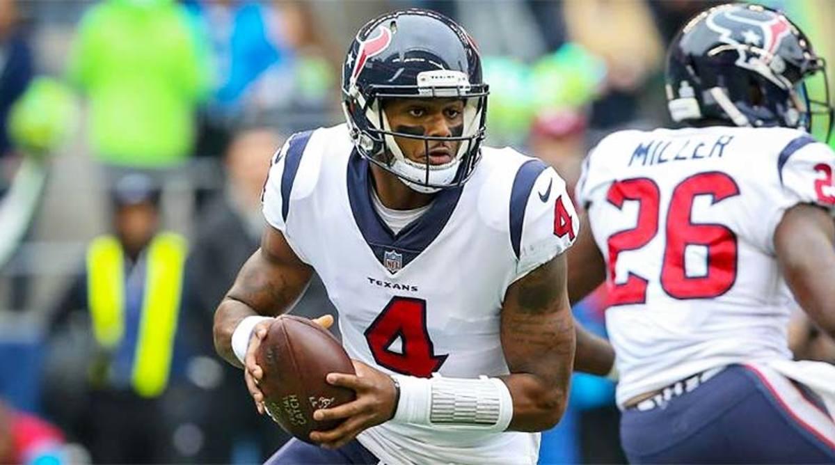 Deshaun Watson: Quarterback Rankings Week 9