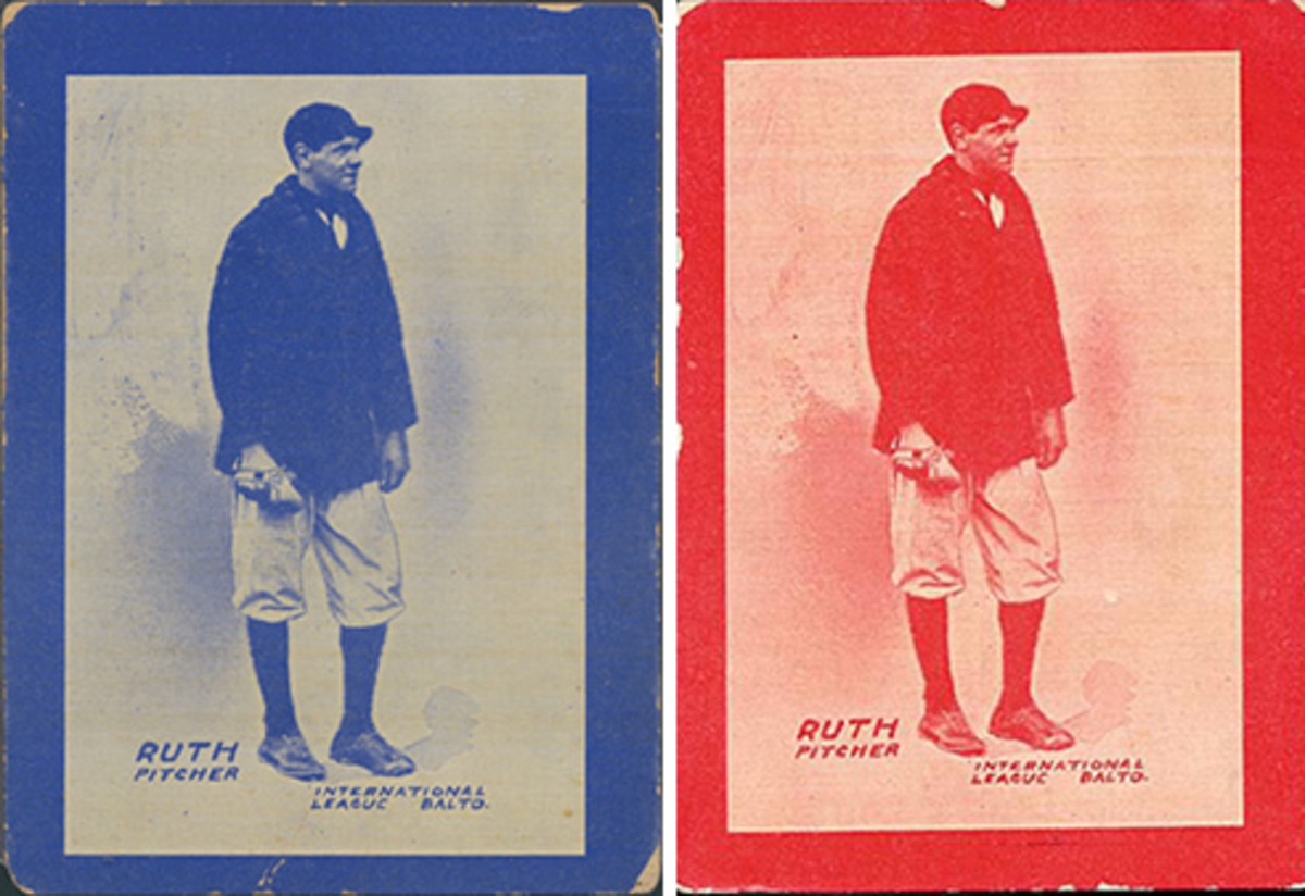 Most Valuable Baseball Cards: Babe Ruth
