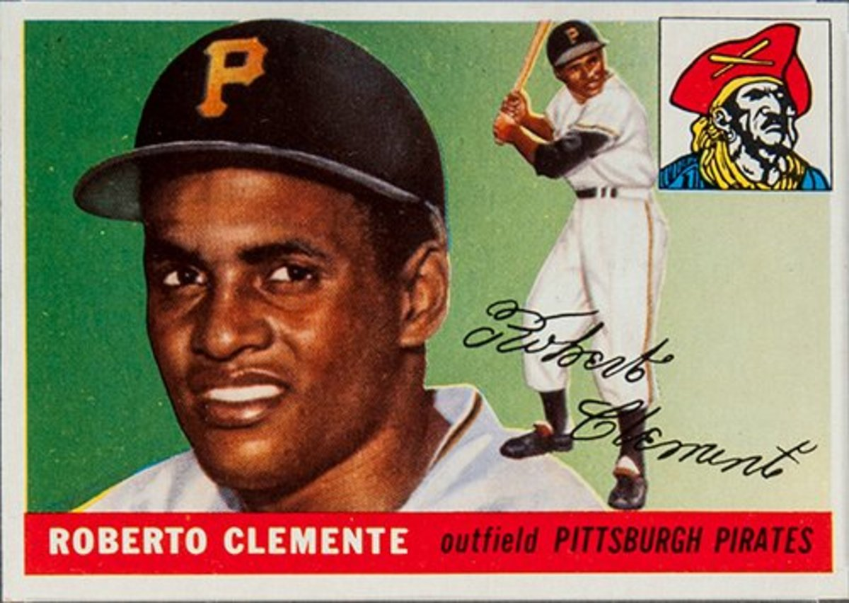 Most Valuable Baseball Cards: Roberto Clemente