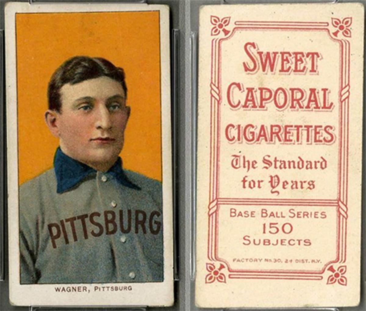 Most Valuable Baseball Cards: Honus Wagner