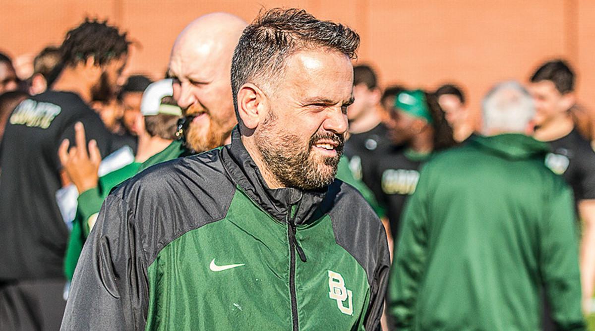 Matt Rhule, Baylor Bears Football