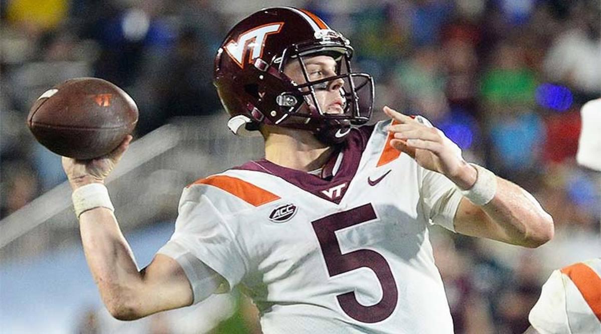 Virginia Tech Football: Ryan Willis Passes First Test, Next Up is Notre Dame