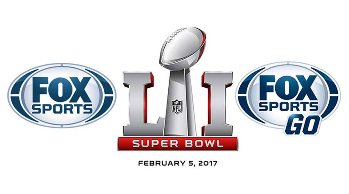 Channel for Super Bowl 51 on Feb. 5, 2017