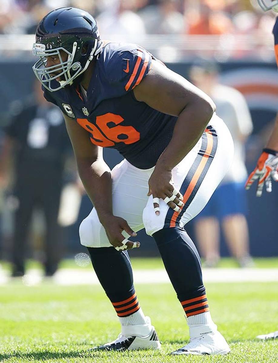 Akiem Hicks/Chicago Bears: Defense/Special Teams (DST) Rankings Week 16