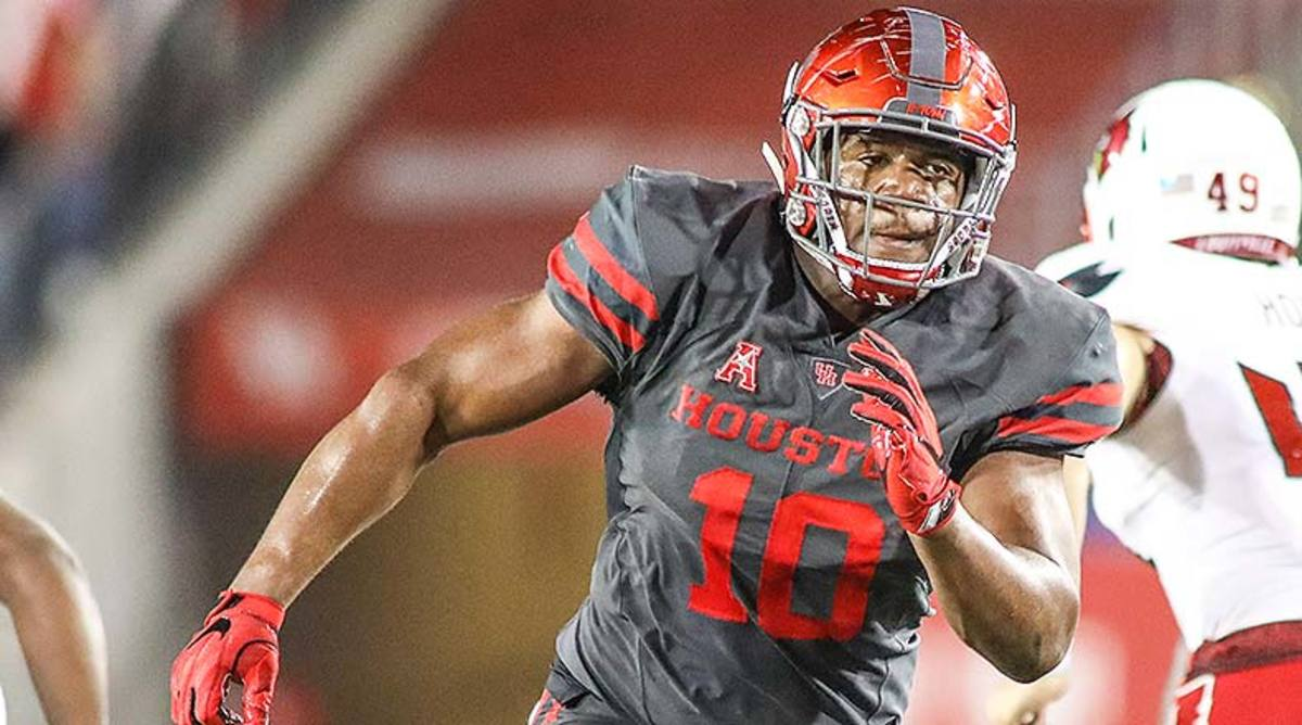 South Florida Bulls vs. Houston Cougars Prediction and Preview: Ed Oliver