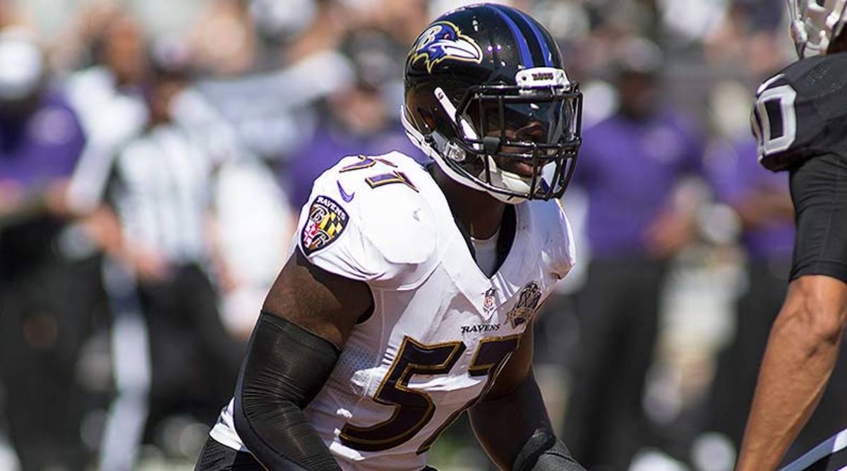 C.J. Mosley/Baltimore Ravens: Defense/Special Teams Rankings Week 16