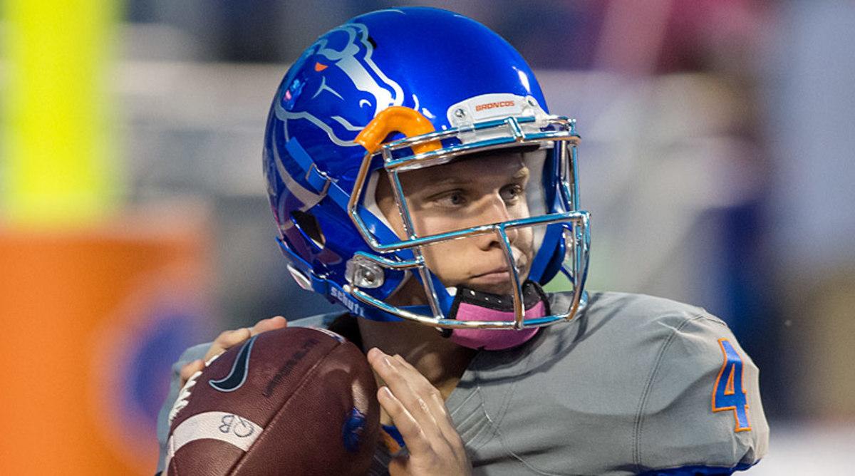 Brett Rypien, Boise State Broncos Football