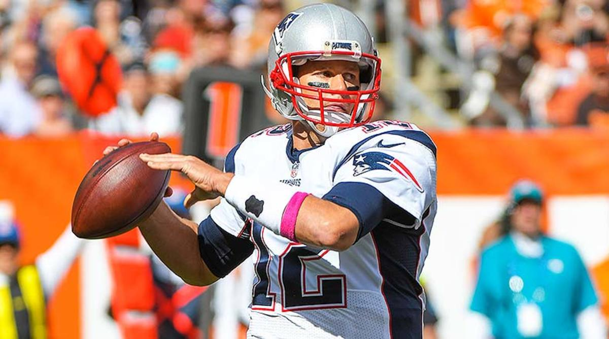 Tom Brady: Quarterback Rankings Week 7